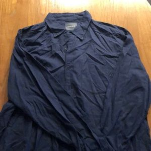 Bonobos blue button down